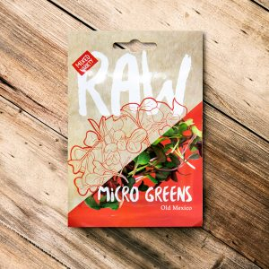 Raw – Micro Greens Old Mexico