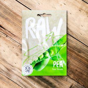 Raw – Pea Tom Thumb