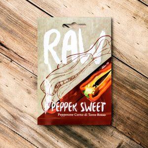 Raw – Pepper Sweet Pepperone Corno Di Torro Rosso