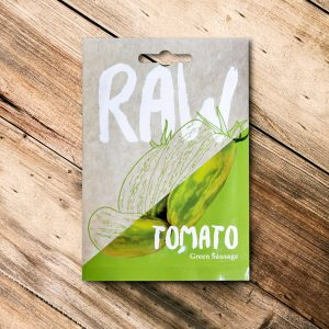 Raw – Tomato Green Sausage