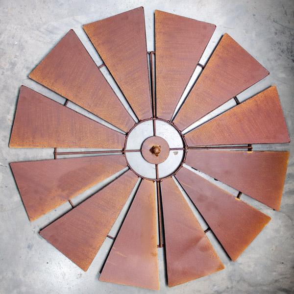 70055298 - FA Windmill Wall Bronze