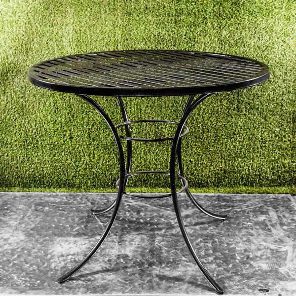 70058329 - FA Table 4 seater black