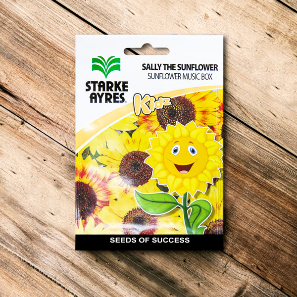 70058337 - Starke Ayres kids - Sally The Sunflower