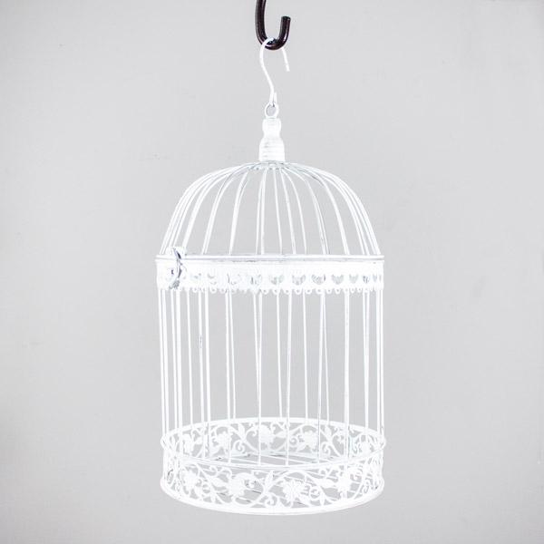 70058398 -DA Birdcage large White