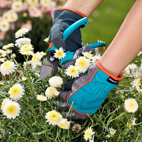203-20 (Gardena Gloves Gardening 8 x Medium) LS PIC (3)
