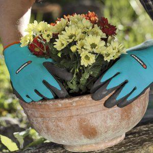 Gardena -Planting & Soil Gloves Medium