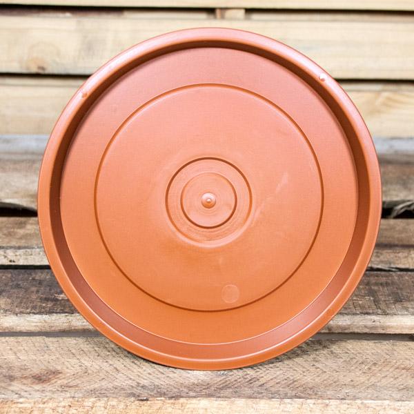 44141000 - Plastic Saucer 30cm