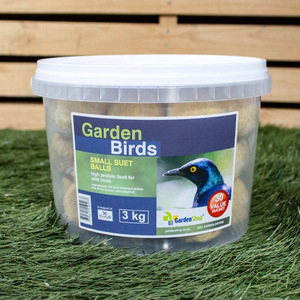 70041101 - Garden Birds Small Suet Balls 1.4kg