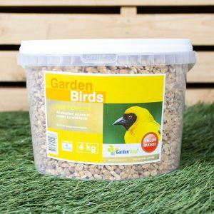Garden Birds Raw Peanuts 4kg