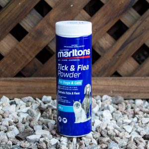 Marltons – Tick & Flea Powder 100g