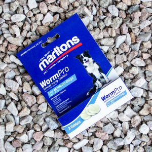 Marltons – WormPro Dogs Medium