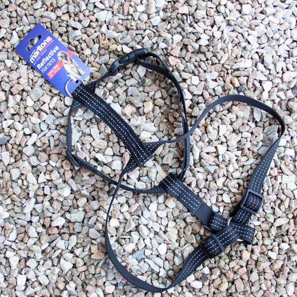 Marl - Reflective Harness 25mm