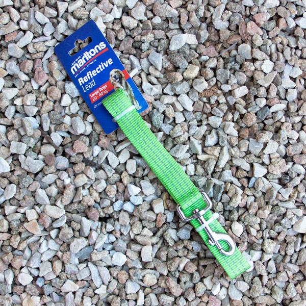 Marl - Reflective Lead 25mm