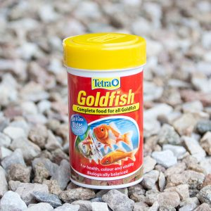 Marltons – Tetra Goldfish food  100ml
