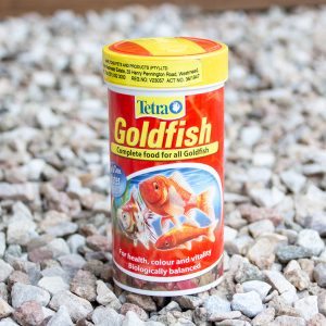 Marltons – Tetra Goldfish food  250ml
