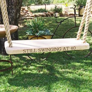 Kiaat Personalised Swing