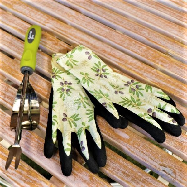 70063803 - Hand Lever Weeder With Garden Gloves