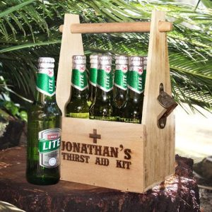 Personalised Beer Caddy