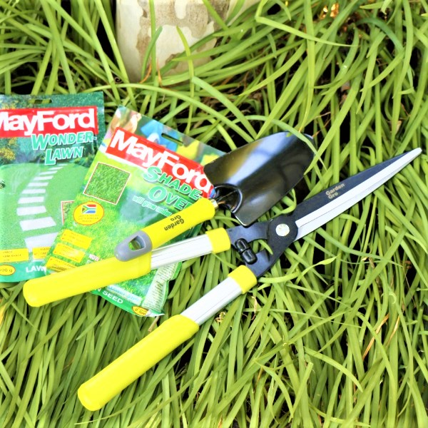 70063901 - Hedge Shear and Garden trowel with Mayford seeds (2)