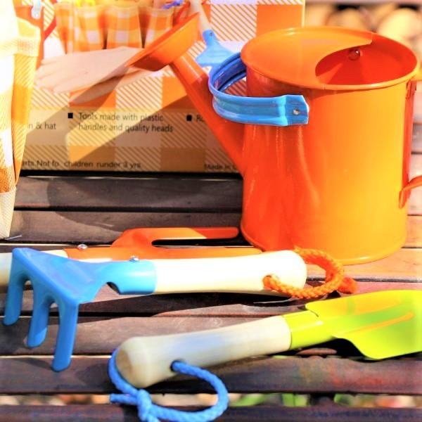 70060811 - Childrens Gardening Set (3)