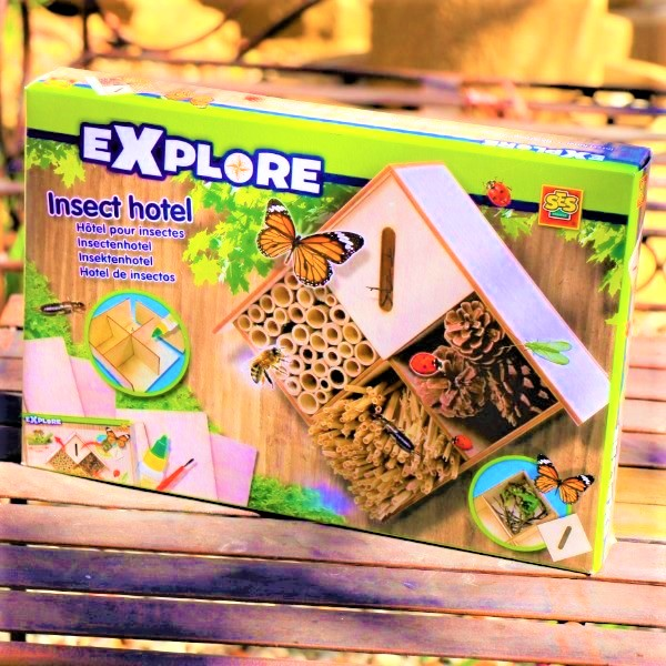 70063288 - Explore Insect hotel