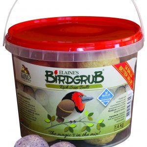 Elaines – Birdgrub Suet Balls 1.4kg